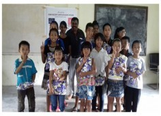 CHF visited Shelter Home in Nagaland
