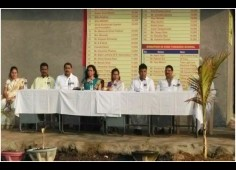 Republic day celebrated in Amcha Ghar Orphanage