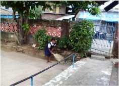 Children Day Celebration at Z.P. Rajawali School, Naigaon